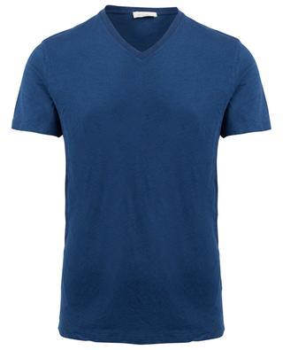 T-Shirt aus Baumwolle und Viskose Jacksonville AMERICAN VINTAGE