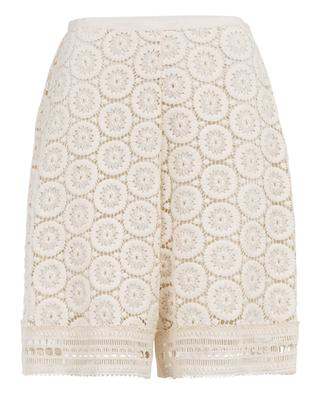 Shorts aus Spitze SEE BY CHLOE