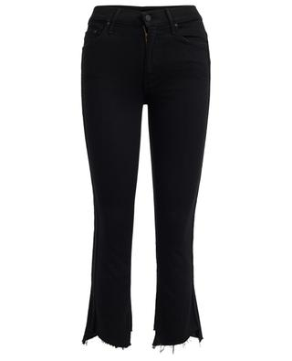 Jean Insider Crop Two Step Fray MOTHER
