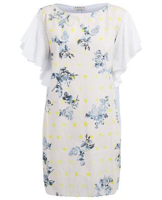Mia short cotton dress AMALIA