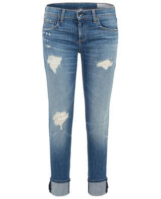 Dre slim fit boyfriend jeans RAG&BONE JEANS