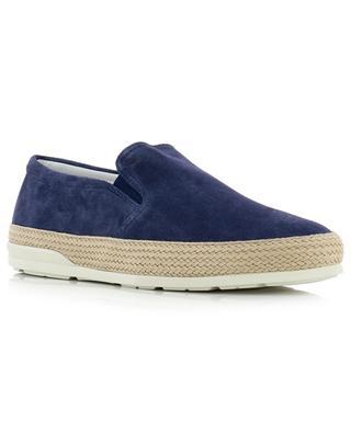 Suede slip-on sneakers HOGAN