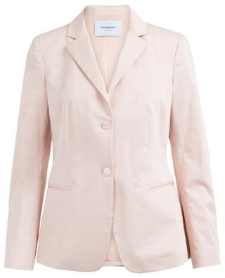 Evanescence cotton blend blazer DONDUP