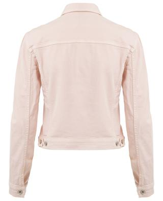 Cropped jeans jacket DONDUP