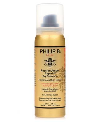 Russian Amber Imperial dry shampoo PHILIP B