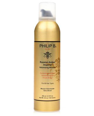Russian Amber Imperial Voluminizing Mousse PHILIP B