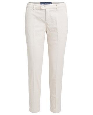 Pantalon chino texturé Alice JACOB COHEN