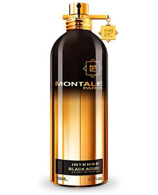 Eau de parfum Black Aoud Intense MONTALE