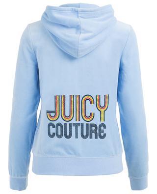 Sweatshirt aus Samt JUICY BY JUICY COUTURE