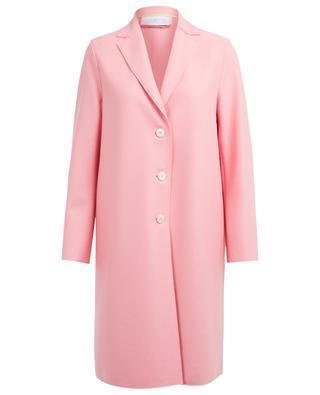 Oversize Mantel aus Schurwolle HARRIS WHARF