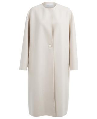 Oversize-Mantel aus Schurwolle HARRIS WHARF