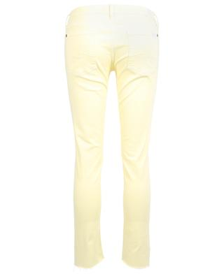 Pyper Crop slim fit jeans with ripped hems 7 FOR ALL MANKIND