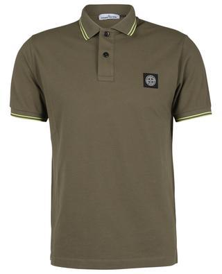Slim-Fit Polohemd aus Baumwollgemisch 22S18 STONE ISLAND