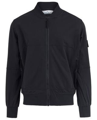 Water-repellent bomber jacket STONE ISLAND