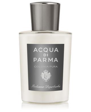 Colonia Pura after shave balm ACQUA DI PARMA