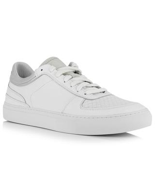 Leather sneakers STONE ISLAND