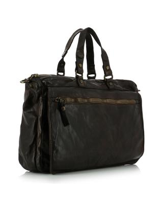 Leather briefcase CAMPOMAGGI
