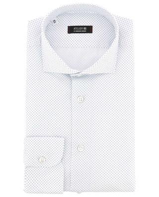 Printed slim fit shirt ATELIER BG