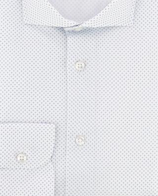 Bedrucktes Slim-Fit Hemd ATELIER BG