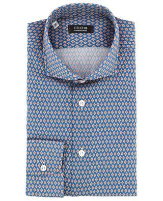 Floral print cotton shirt ATELIER BG
