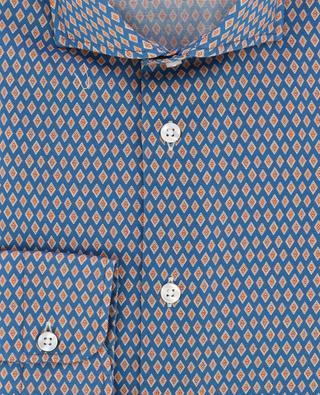 Geblümtes Hemd aus Baumwolle ATELIER BG