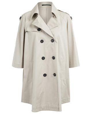 Tosca cotton blend trench coat TAGLIATORE
