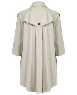 Tosca cotton blend trench coat TAGLIATORE