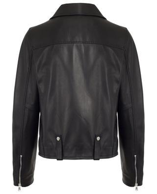 Smooth leather Perfecto GRAHAM&MARSHALL