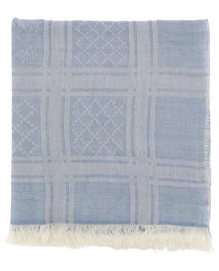 Wool scarf HEMISPHERE