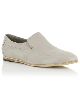 Leather loafers FRU.IT