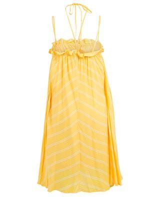 Viola Halter short A-lined dress DESIGNERS REMIX