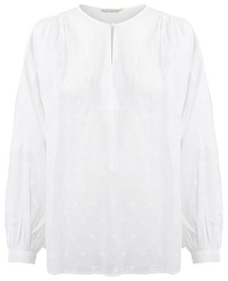 Andromede embroidered blouse MES DEMOISELLES