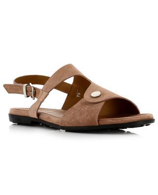 Suede sandals TRIVER FLIGHT
