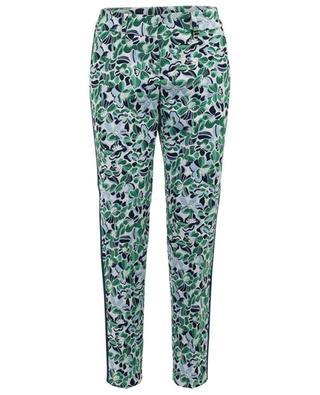 Pantalon en coton mélangé Dora Stripe RAFFAELLO ROSSI