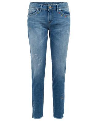 Jeans aus Baumwollgemisch Sinty Word RAFFAELLO ROSSI