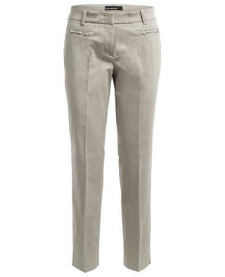 Pantalon fuselé en coton mélangé Renira CAMBIO