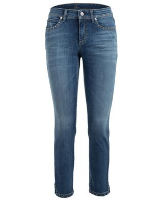 Slim-Fit Jeans im Used-Look Parla CAMBIO
