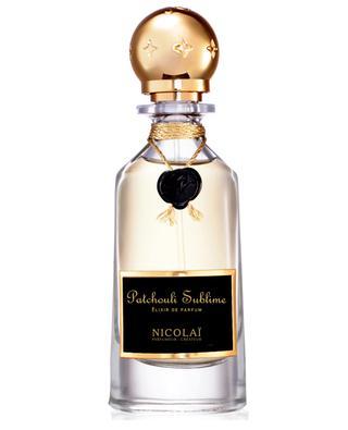 Élixir de Parfum Patchouli Sublime PARFUMS DE NICOLAI