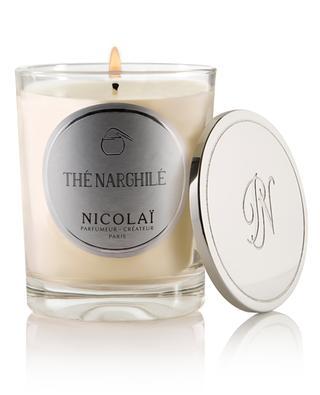 Thé Narghilé scented candle parfums de nicolai