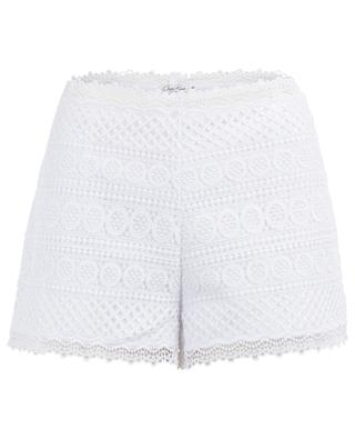 Luka guipure shorts CHARO RIUZ IBIZA
