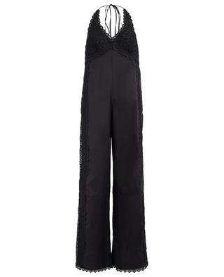 Isa guipure embellished jumpsuit CHARO RIUZ IBIZA
