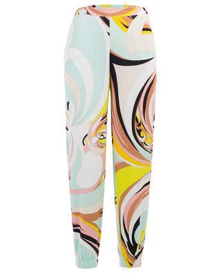 Viscose blend beach trousers EMILIO PUCCI
