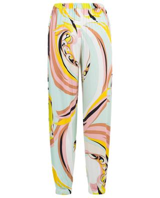 Viscose blend beach trousers EMILIO PUCCI