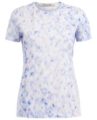 T-shirt en coton imprimé ROBERTO CAVALLI