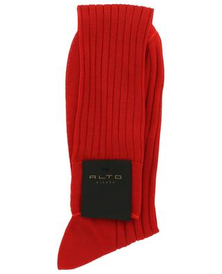 Long cotton socks ALTO