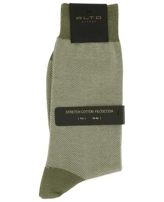 Cotton blend socks ALTO