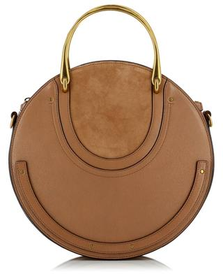 Medium Pixie grained leather handbag CHLOE