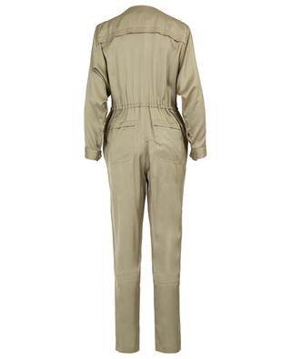 Satin jumpsuit BARBARA BUI