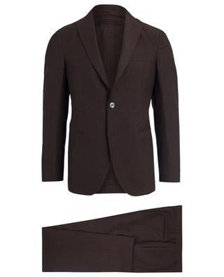 Anzug aus Baumwolle und Leinen Degas2 THE GIGI