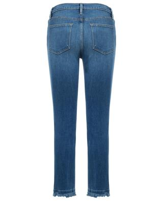 Le High Straight cropped jeans FRAME